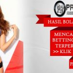 HASIL PERTANDINGAN BOLA 09 - 10 SEPTEMBER 2019